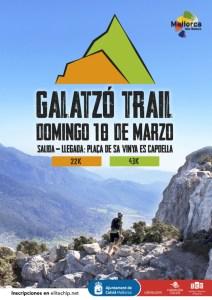 CARTEL TRAIL GALATZO DEFI 2018