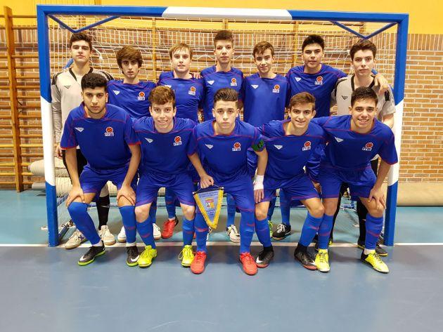 Fútbol Sala Sub-19 Masculino -Baleares