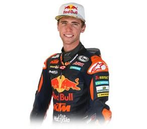 Darryn Binder, Moto3, Valencia test 2018