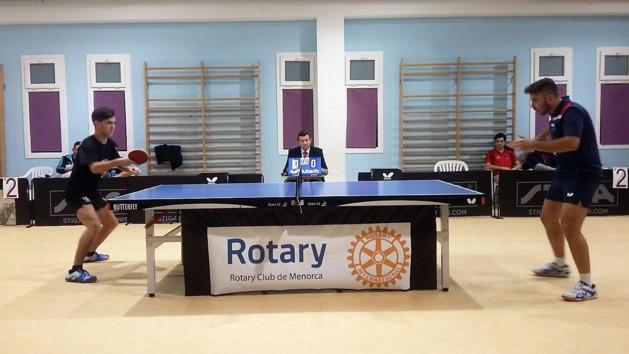 Rotary Menorca-C.T.T. Sant Lluís