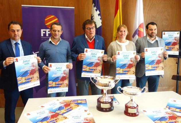 Presentación Fase Final del Campeonato de España Sub-16