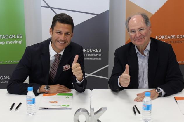 OK Group firma acuerdo por la empleabilidad con Cruz Roja