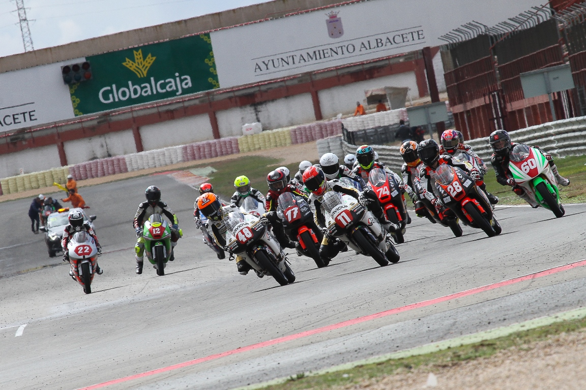 Albacete Circuit : Albacete corona a los primeros ganadores de la cita inaugural del