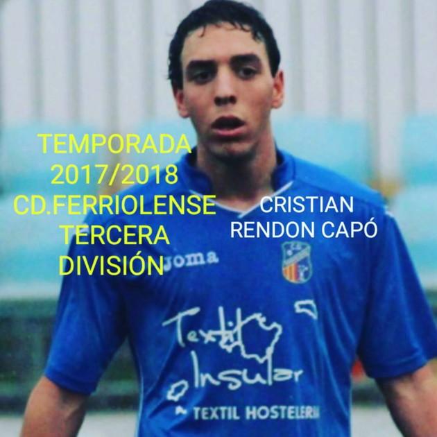 Cristian Rendon Capó