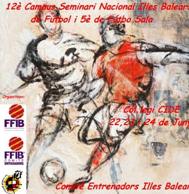 XII Campus Seminari Nacional Illes Balears de Fútbol y de Fútbol Sala