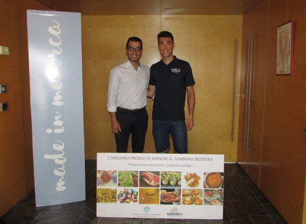 Miquel Compan y Albert Torres
