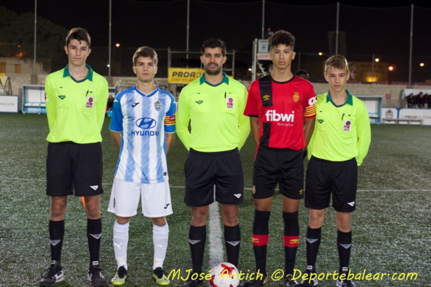 At. Baleares VS RCD. Mallorca