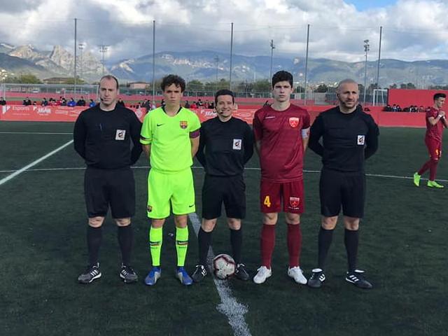 CD San Francisco - FC Barcelona