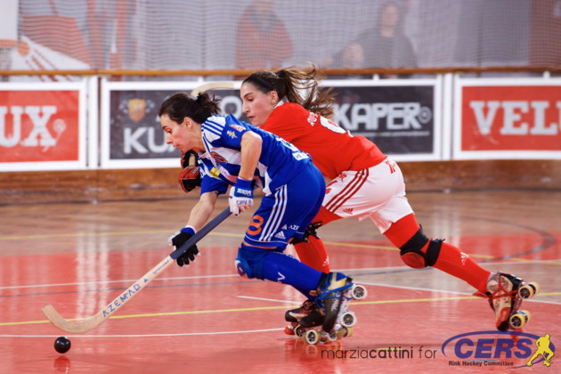FOTO Marzia Cattini - WS Europe Rink Hockey