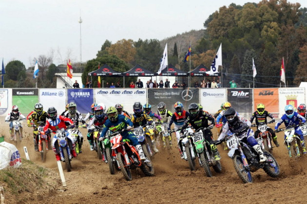 Campeonato de España de Motocross, 4ª Prueba