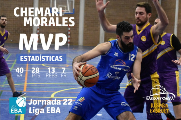 Chemari Morales
