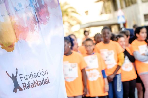 Carrera de la Fundación Rafa Nadal