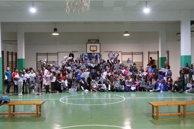 visita al colegio Vallseca
