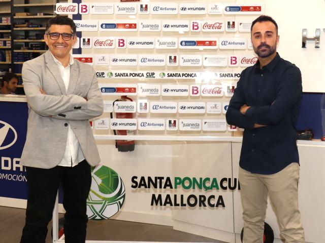 PRESENTACIÓN SANTA PONSA CUP MALLORCA 2019