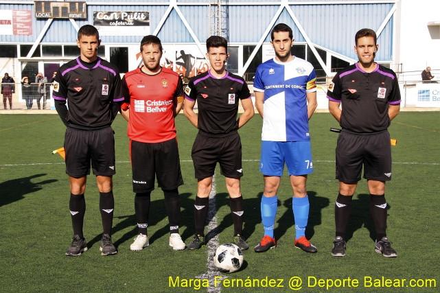 Unió Esportiva Santa Maria Vs CD Consell