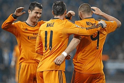 un nuevo fichaje para el Real Madrid de la BBC 2015 2016