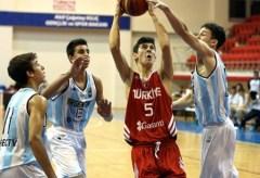 U16 Turquía y Argentina