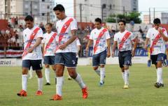 salida Guaraní final partido