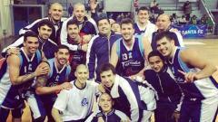 festejo Tucumán campeón mayores