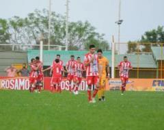 festejo Atlético Paraná-Crucero