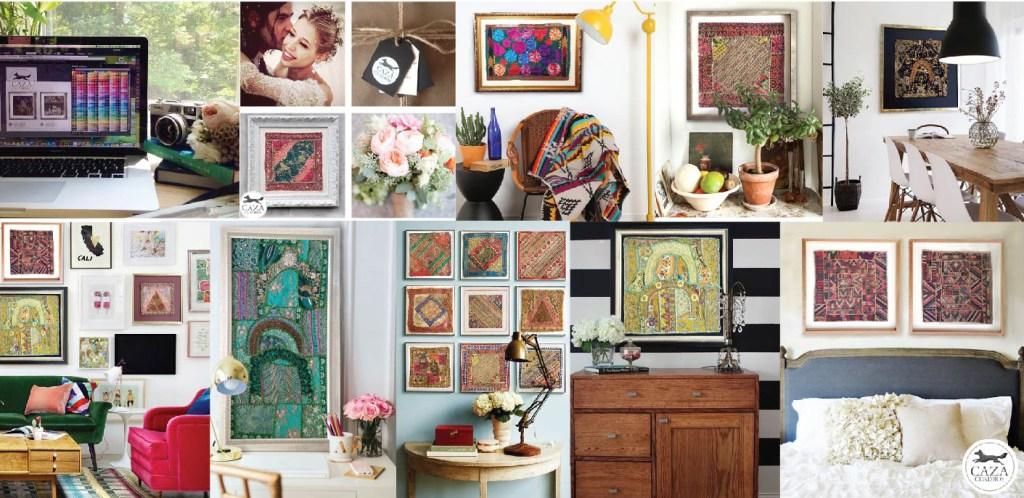 Tips a la hora de enmarcar un cuadro depto51 blog for Enmarcar cuadros en casa