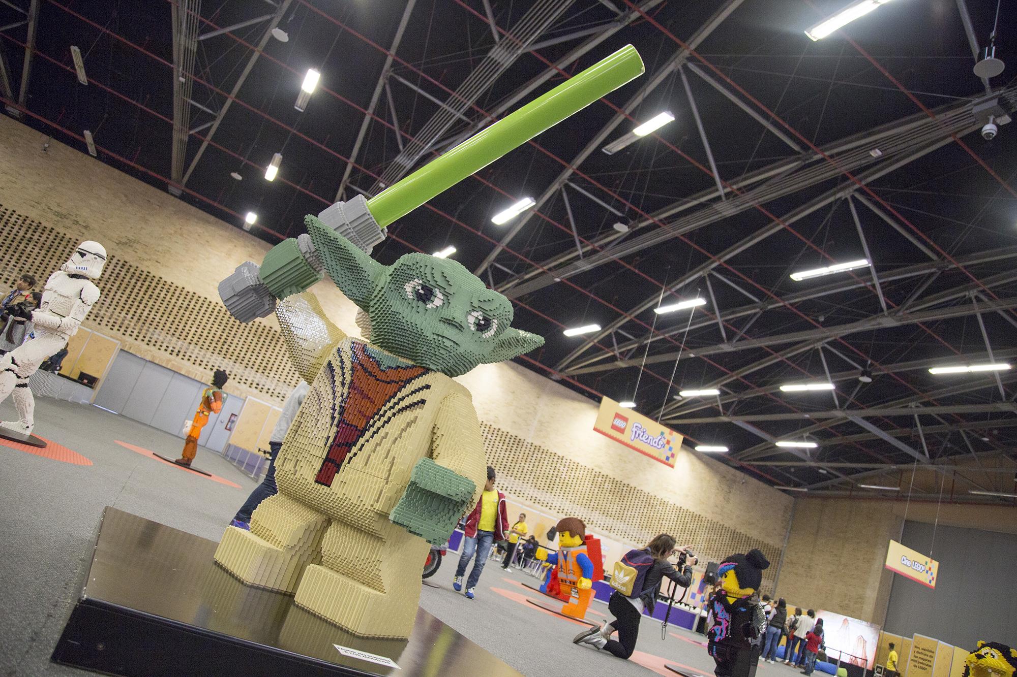 """Llega a Chile """"LEGO Fun Fest"""""""