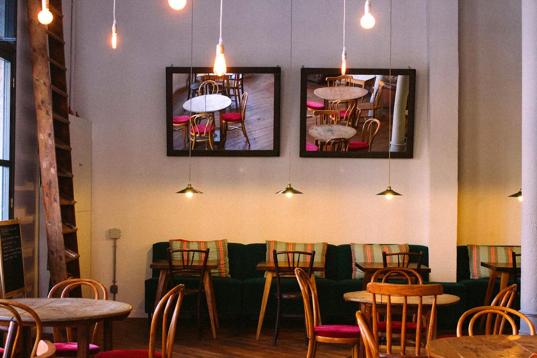 Cafeterías en el mundo que nos inspiran