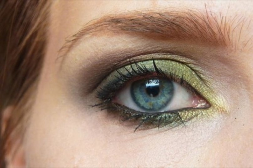 September 2013 - Tropical Bronzy Makeup