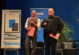 Udo Stiehl und Sebastian Pertsch
