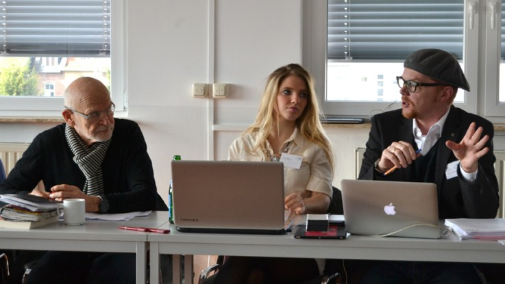 Jury-Sitzung 2016