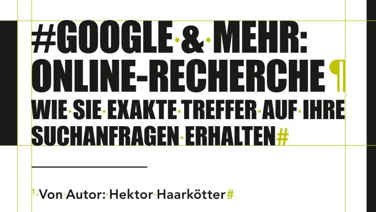 UVK_DR_Google_und_mehr_Haarkoetter_Umschlag_160511.indd