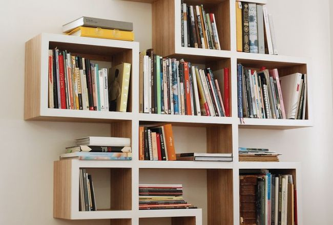 don't throw away your bookshelf
