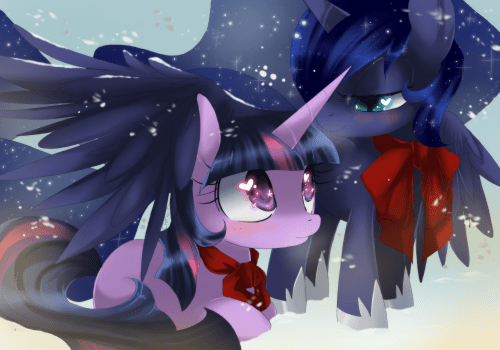 Merry Christmas by Crenair