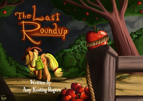 Who needs Apples :FIM title cards series by *Jowybean