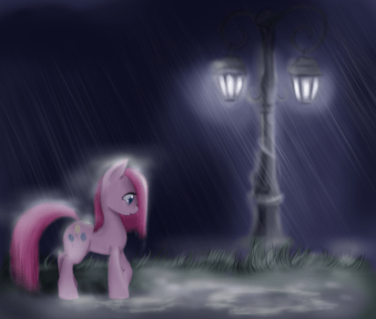 Rain by AshesDarkPony