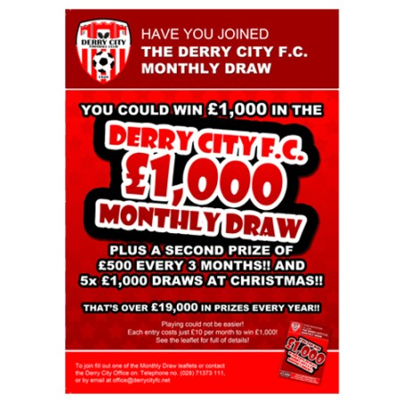 DCFC Monthly Draw