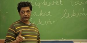 Janos Orsos im Unterricht