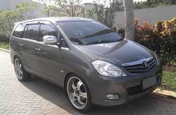 Toyota Kinjang Innova