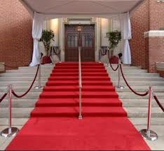 Red Carpet Arrival