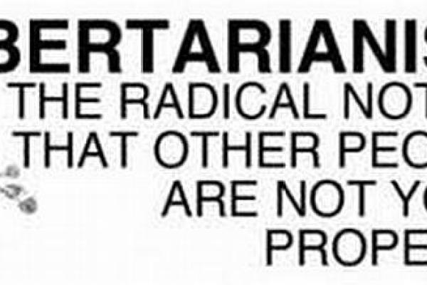 Libertariano
