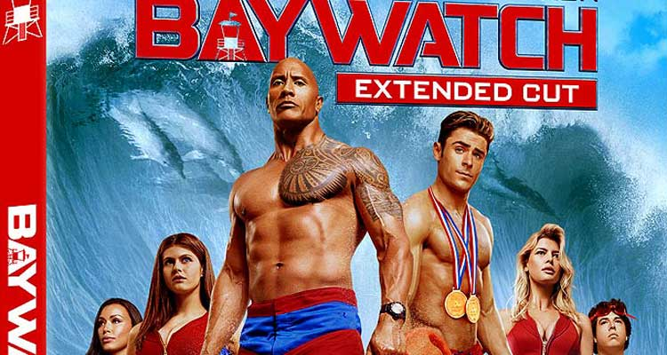 BAYWATCH Blu-ray Combo Pack Giveaway}