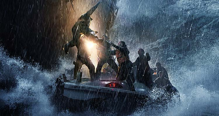 THE FINEST HOURS Interviews