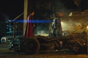 BATMAN V SUPERMAN: DAWN OF JUSTIC