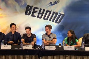 STAR TREK BEYOND Press Conference