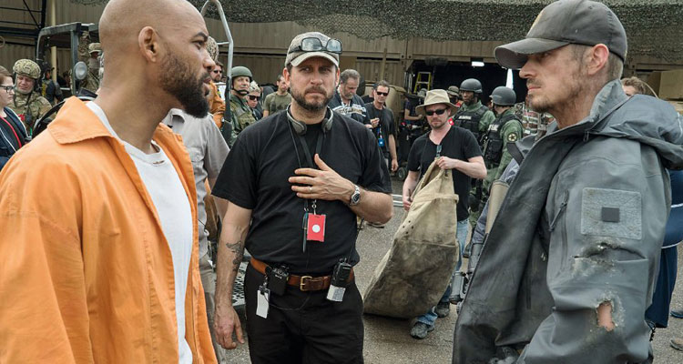 SUICIDE SQUAD Interview with Director David Ayer