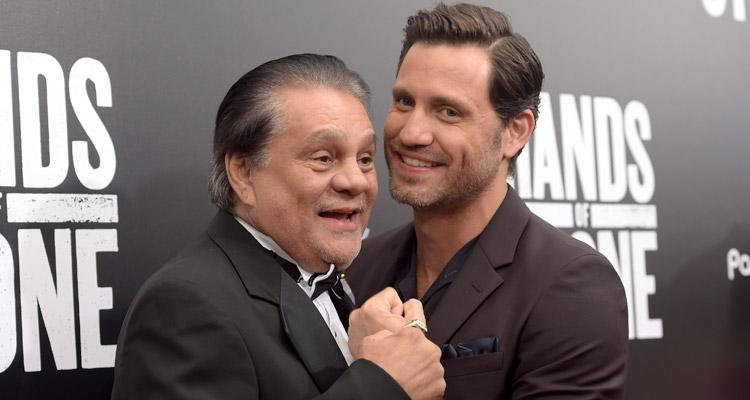 Ramírez & Durán Talk HANDS OF STONE