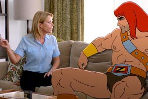 SON OF ZORN Interview with Cheryl Hines