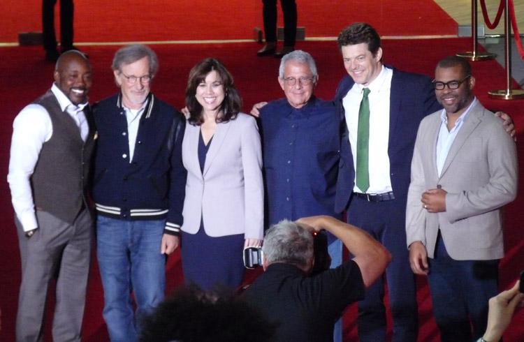 Universal Cinema Grand Opening Event