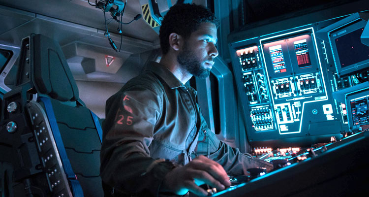 Jussie Smollett Talks ALIEN: COVENANT