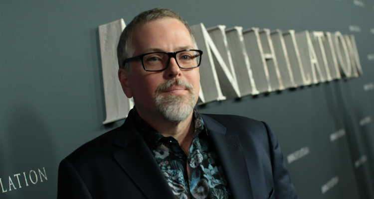 Jeff VanderMeer Talks ANNIHILATION